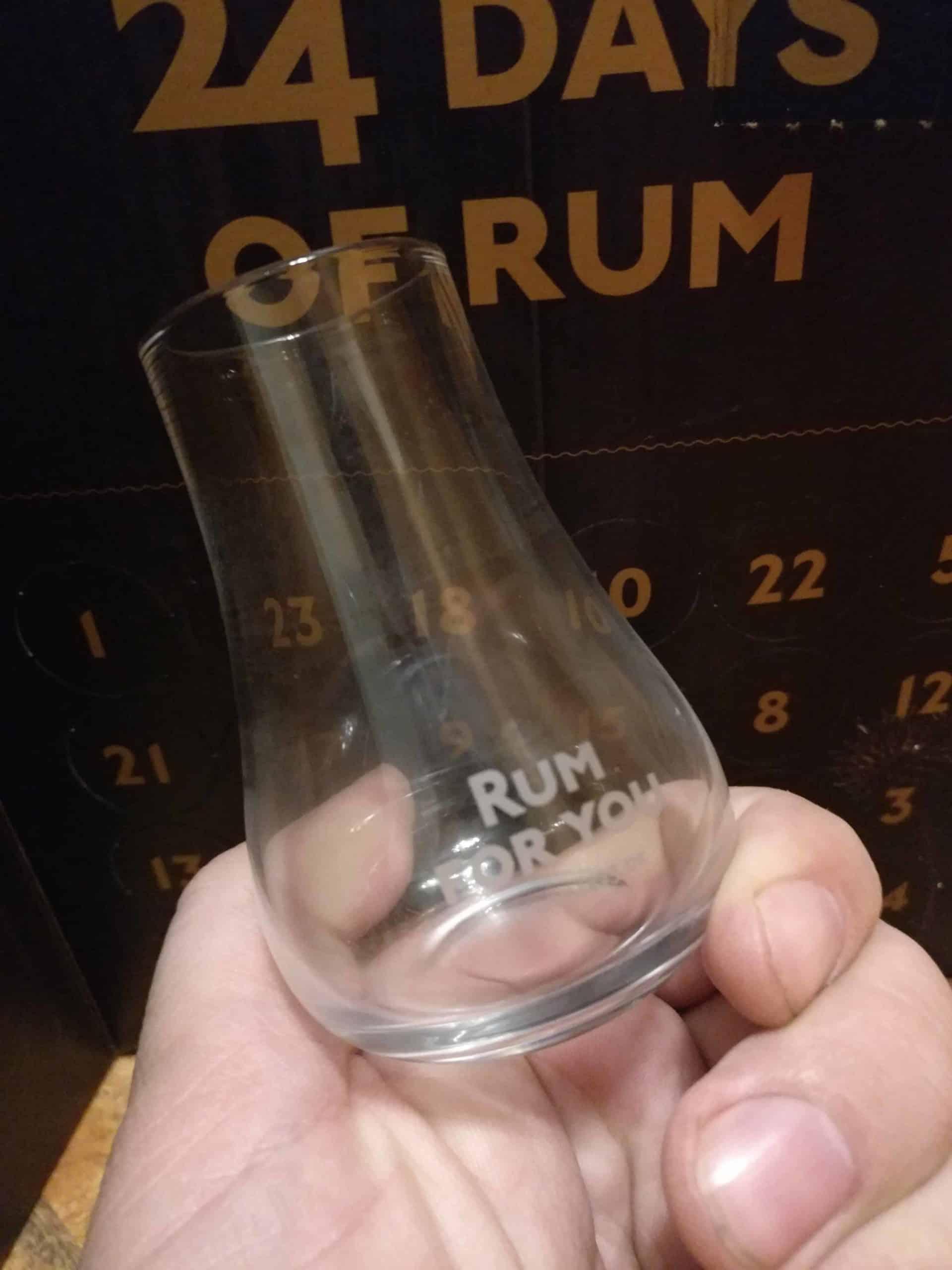 Degustační sklenička