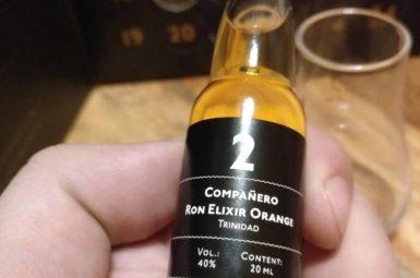 Compañero Ron Elixir Orange – 2. rum rumového kalendáře