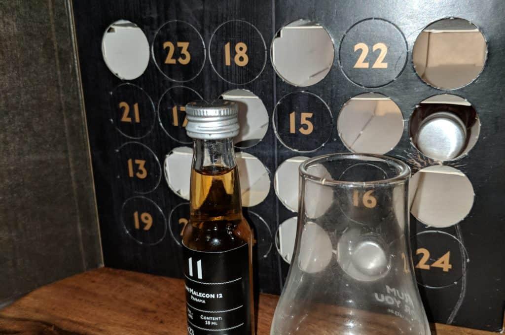 Malecon 12y degustační láhvička