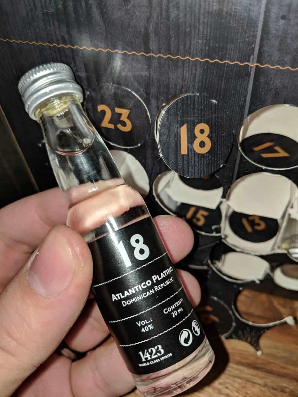 Degustační lahvinka Atlantico Platino