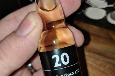 Rum-Bar Gold 4YO  – 20. rum rumového kalendáře