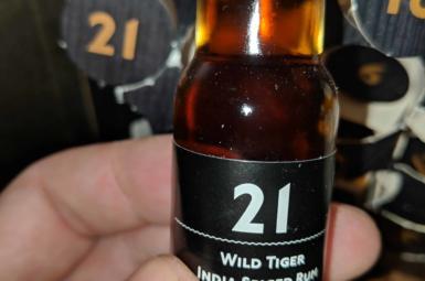 Wild Tiger – 21. rum rumového kalendáře