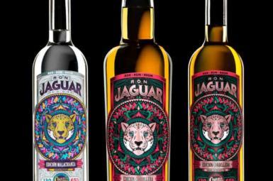 Ron Jaguar Edicion Poas – 15. rum rumového kalendáře