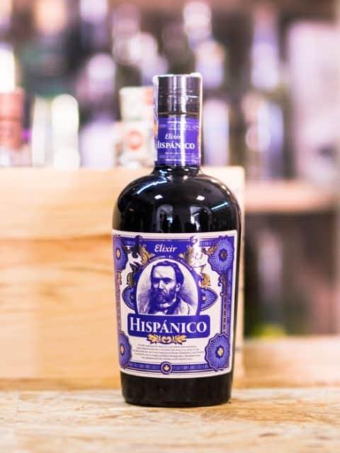 Hispanico Elixir 0,7l 34%