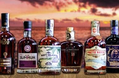 Nové (nejen) karibské rumy v nabídce Alkohol.cz