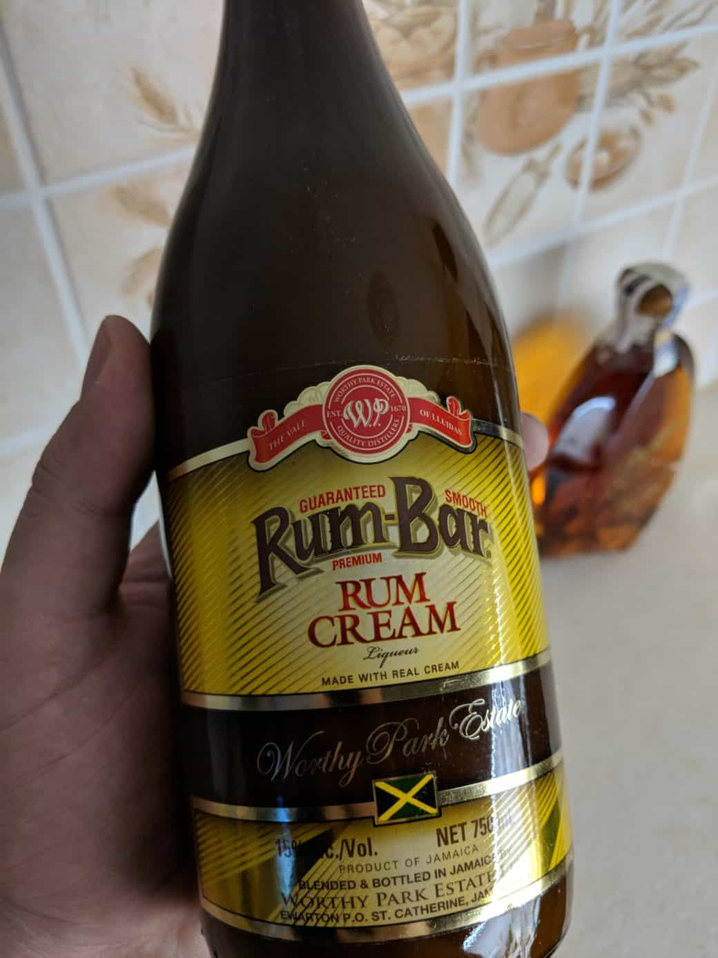 WORTHY PARK RUM-BAR RUM CREAM