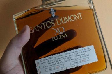 Santos Dumont XO – jemná lahůdka z Brazílie – 5. rum rumového kalendáře 2019