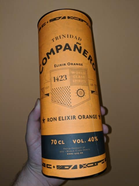 Ron Compaňero Elixir orange - tuba
