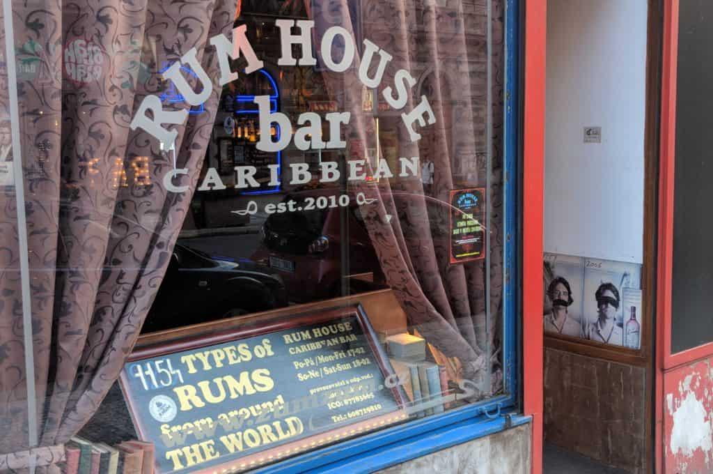 Rumový bar Rum House