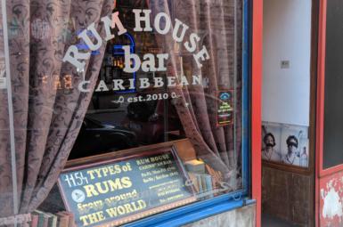 Rumové bary v Praze: Rum House v Žitné za 1 (⭐⭐⭐⭐⭐)
