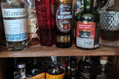 Mezinárodní den rumu je 16. srpna