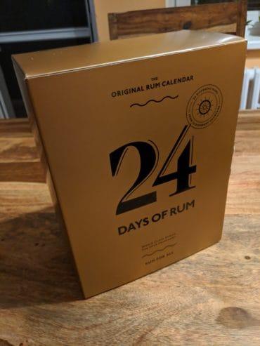 Adventní rumový kalendář 2018