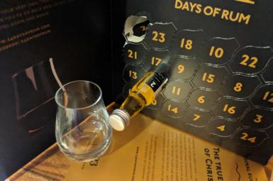 Whisper Antigua – 2. rum rumového kalendáře 2018
