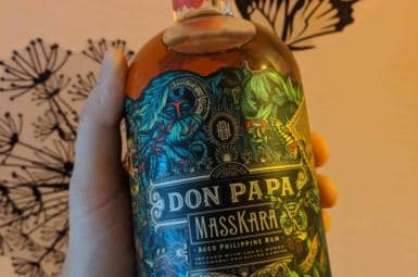 Don Papa Masskara, rum pro nejdivočejší party