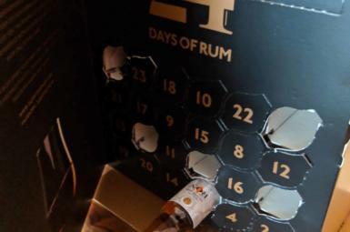 NAUD Anejo 15 Anos – 7. rum rumového kalendáře