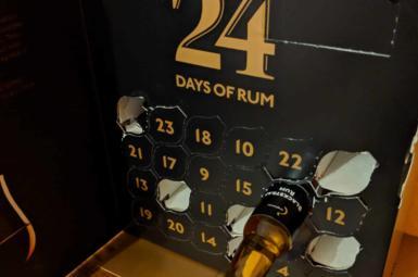 Enghaven Blackstrap Rum – 8. rum rumového kalendáře