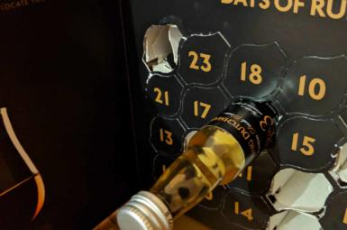 Flying Dutchman RUM 3 Premium Dark Rum – 9. rum rumového kalendáře