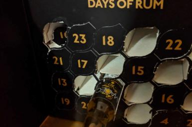 Magec Ron Anejo XO 15y – 11. rum rumového kalendáře