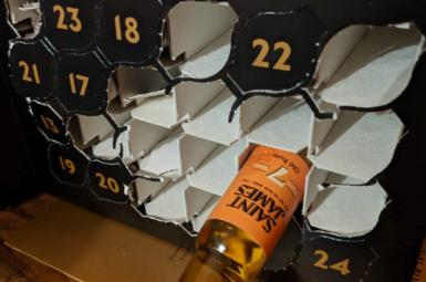 Saint James Vieux 7y – 16. rum rumového kalendáře