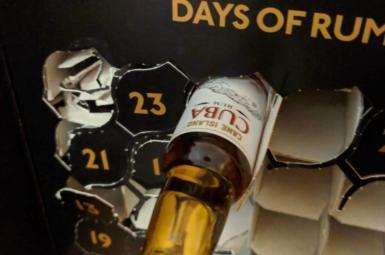 Cane Island CUBA – 18. rum rumového kalendáře