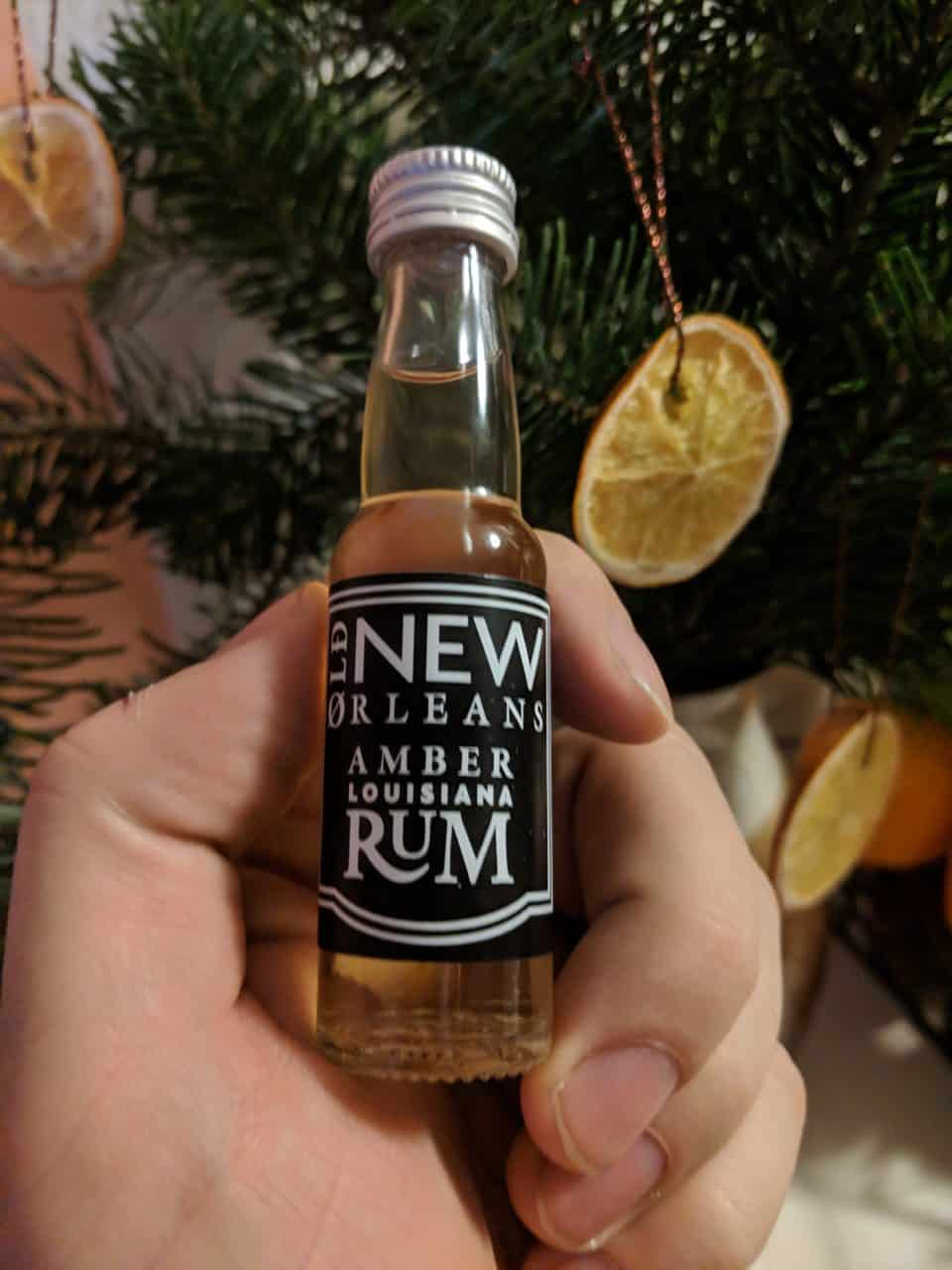 Old New Orleans Amber Louisiana Rum