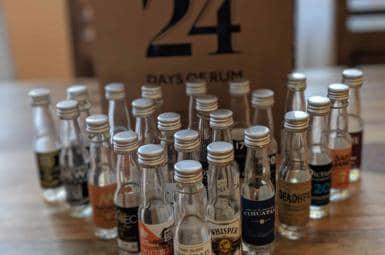 Rumový adventní kalendář (2018)