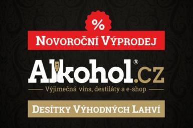 Novoroční slevy – výprodej rumů na Alkohol.cz