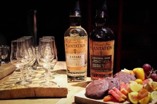Rumové degustace v Praze i Brně