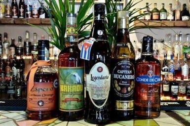 10 rumových elixírů do 1 000 Kč, luxusní dárek na k narozeninám, svátku, na Vánoce nebo Valentýna
