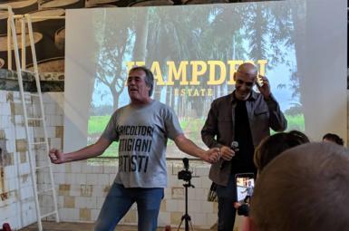 Svátek pro rumové puristy: rumy Hampden Estate a Luca Gargano v Praze