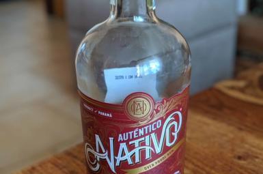 Silná hořko-sladká láska na první pohled Nativo Autentico Overproof 54%