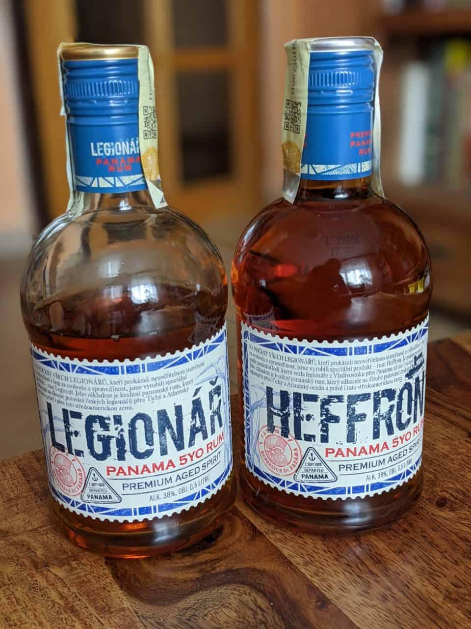 Rum Legionář > Heffron