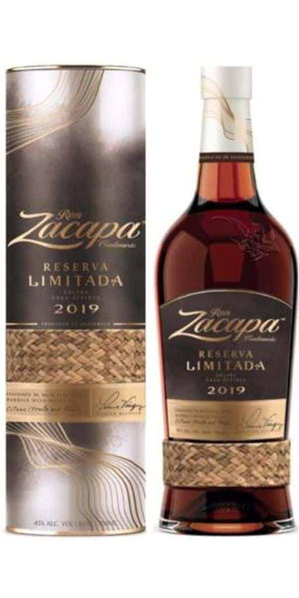 Rum Zacapa Limitada 2019 - limitovaná edice
