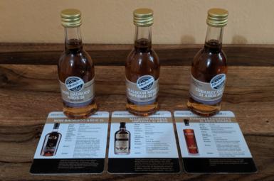 Baoruco, Malecon, Cubaney – červencový rumový degustační balíček od Alkohol.cz