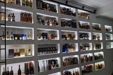Nová prodejna rumu v Ostravě: Spirits Original
