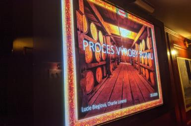 Degustace: Proce výroby rumu od Lucie Bieglové a Charlieho Lorenziho v La Casa de la Havana