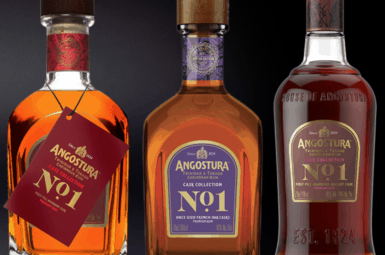 Série Angostura No. 1 Cask Collection