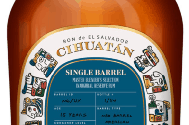 Ron Cihuatan Single Barrel Limitovaná edice