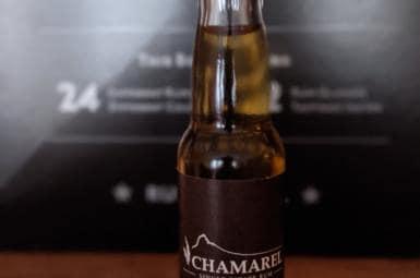 Chamarel VSOP – 4. rum rumového kalendáře 2019