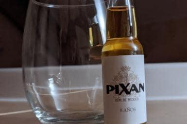 Pixan 8 aňos – 6. rum rumového kalendáře 2019