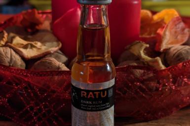 Ratu Dark Rum – 8. rum rumového kalendáře 2019