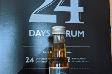 Chairman's Reserve The Forgotten Casks Rum XO  – 13. rumového kalendáře 2019