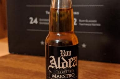 Ron Aldea Maestro 2006  – 18. rumového kalendáře 2019