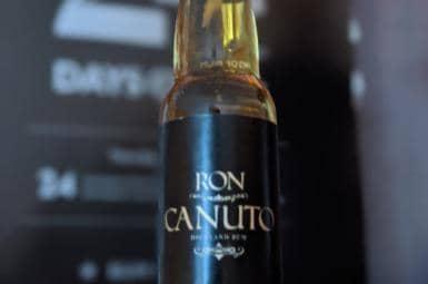 Ron Canuto Selección Superior 7y  – 22. rumového kalendáře 2019