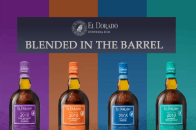 "Nová série rumů El Dorado ""Blended in the Barrel"""