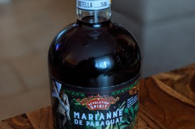 Poctivý rum Tima Hogerzeila: Marianne de Paraguay