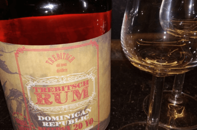 """Trebitsch rum – další """"český"""" rum"""