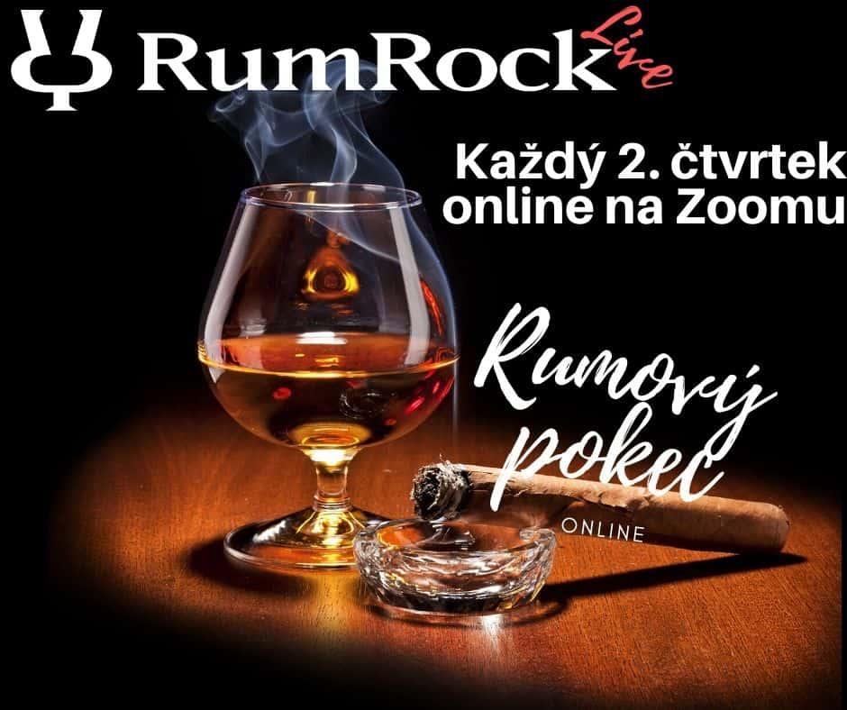 RumRock Live online - každý 2. čtvrtek