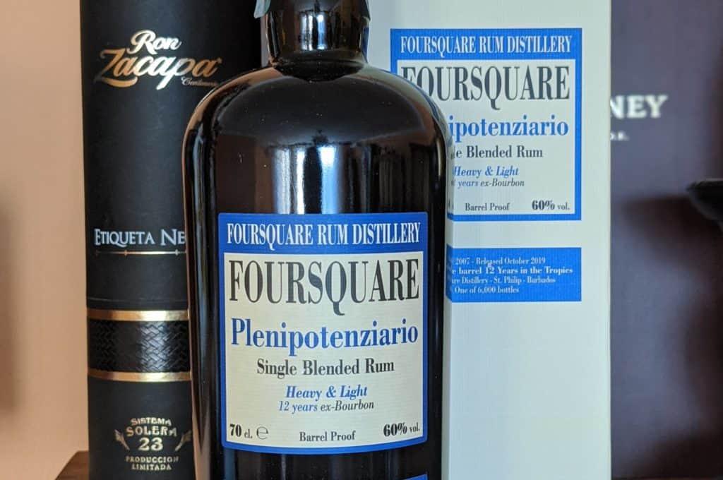Rum Foursquare Plenipotenziario