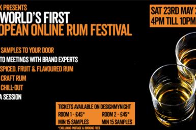 Recenze: Jak dopadl online rumfest RumCask